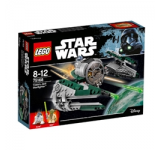 Star Wars - Yoda's Jedi Starfighter 75168 - Jucarii LEGO