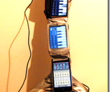 Chitara din telefoane mobile