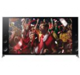 Televizor LED Sony Bravia 216 cm (85inch) KD-85X9005B, Ultra HD (4K), 3D, Smart TV, Triluminos, Motionflow XR 800, X-tended Dynamic Range, Wireless, Web browser, NFC, MHL, Live Football Mode, CI+