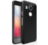 Protectie spate Ringke Slim 175272, folie de protectie, pentru LG Nexus 5X (Negru)