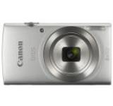 Aparat Foto Digital Canon IXUS 185, 20 MP, Filmare HD, Zoom optic 8x (Argintiu)