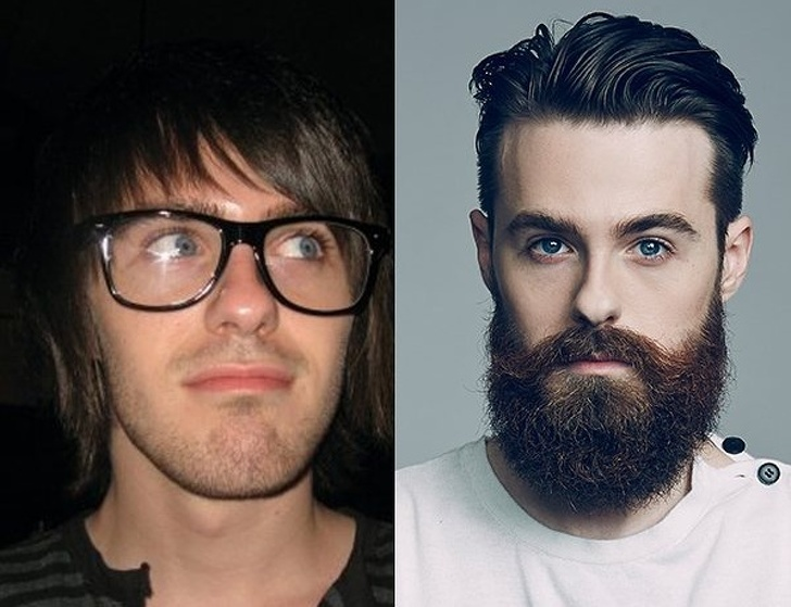 15+ Imagini care dovedesc ca barba te face alt om - Poza 8