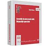 Cererile in procesul civil. Dispozitii speciale