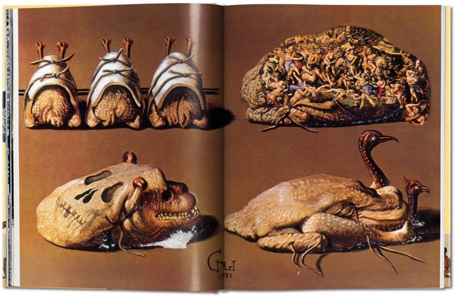 Reteta zilei, cu Salvador Dali: Bizarerii culinare delicioase - Poza 12