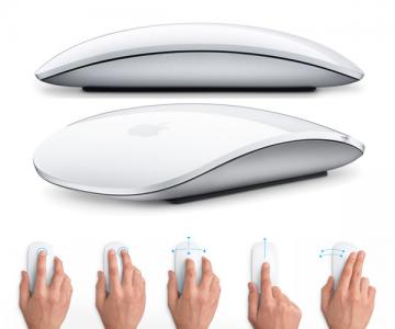 Imaginea unui mouse cu stil