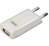 Incarcator retea Hama 14123 pentru iPhone/iPod (Alb)