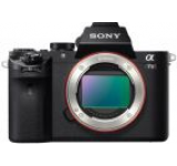 Aparat Foto Mirrorles Sony Alpha 7 II, Body, 24.3 MP, Filmare Full HD (Negru)