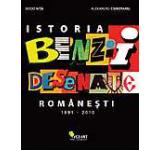 Istoria benzii desenate romanesti