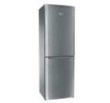 Combina frigorifica HOTPOINT EBM 18220 F, No Frost, 283l, Clasa A+ (Inox)