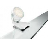 Spot LED Philips DYNA clip spot, 3W, 180lm (Alb)
