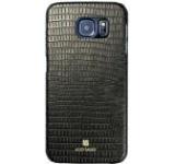 Protectie spate Just Must Croco JMCRG920BR pentru Samsung Galaxy S6 (Maro)