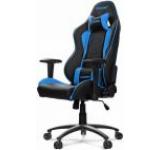 Scaun Gaming AKRacing Nitro, reglabil (Albastru)