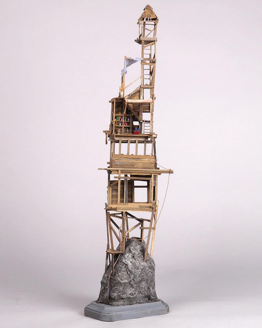 Fabuloasele lumi miniaturale ale lui Jedediah Corwyn Voltz - Poza 9