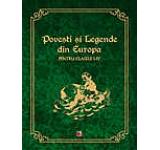 Povesti si legende din Europa pentru clasele I-IV. Editia 2016