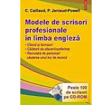 Modele de scrisori profesionale in limba engleza (+CD)