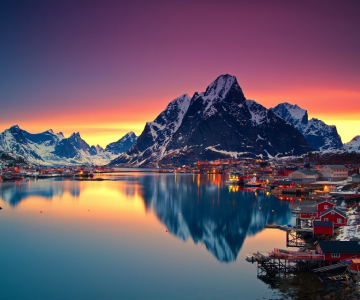 Cele mai frumoase sate din lume de vizitat in 2018