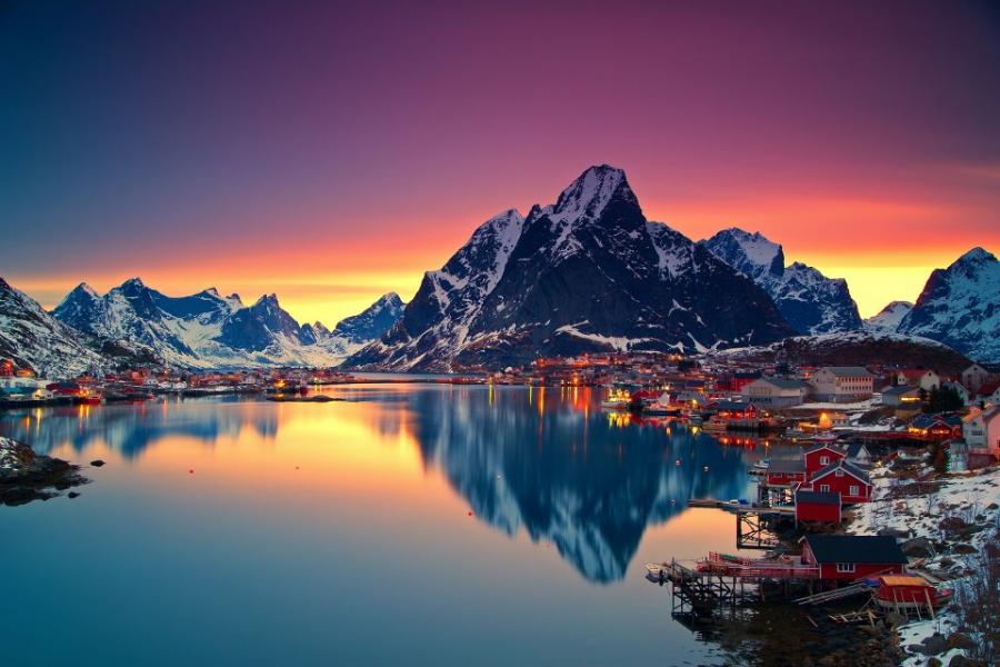 Cele mai frumoase sate din lume de vizitat in 2018 - Poza 1