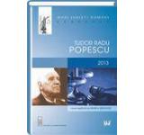 Mari juristi romani. Tudor Radu Popescu