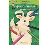 Animale domestice 1. Carte de colorat