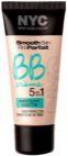 Baza de make-up New York Color BB Creme 5 in 1 Instant Matte 02 Medium