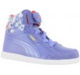 Pantofi sport Puma IKaz Mid Strap Blur, Copii, Masura 28 (Albastru)