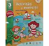Activitati si exercitii pentru timpul liber (3 ani)