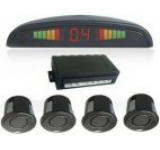 Senzori parcare PNI Escort P04, Afisaj LED, 4 senzori