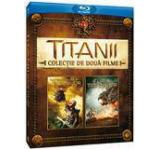 Titanii - Colectie de doua filme - Infruntarea titanilor + Furia Titanilor