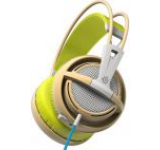 Casti Gaming SteelSeries Siberia 200, Microfon (Gaia Green)