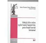 Arbitrajul ad-hoc conform regulilor Comisiei Natiunilor Unite pentru Dreptul Comercial International