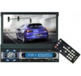 Player auto MTR-AM CD508, 4x50W, Ecran rabatabil LCD TFT 7inch, USB, slot card SD
