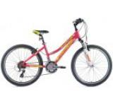 Bicicleta Leader Fox Spider Girl 2016, Cadru 13inch, Roti 24inch (Roz)