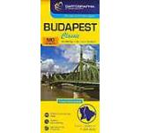Harta rutiera - Budapesta