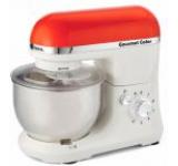 Mixer cu bol Ariete Gourmet Color 1594KM WH/OR, 1000W, 4L (Alb-Portocaliu)