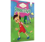 Pinocchio. Povesti de colorat cu sabloane