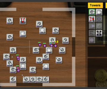 Play: Desktop Tower Defense