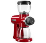 Rasnita electrica de cafea KitchenAid 5KCG0702EER, 185W (Empire Red)