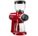 Rasnita electrica de cafea KitchenAid 5KCG0702EER, 185W (Empire Red)