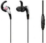 Casti Audio-Technica ATH-CKX5iSBK, jack 3.5mm, Microfon (Negru)