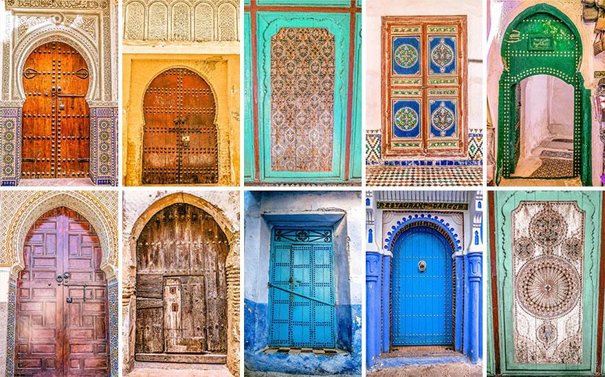Usile multicolore ale Marocului - Poza 5