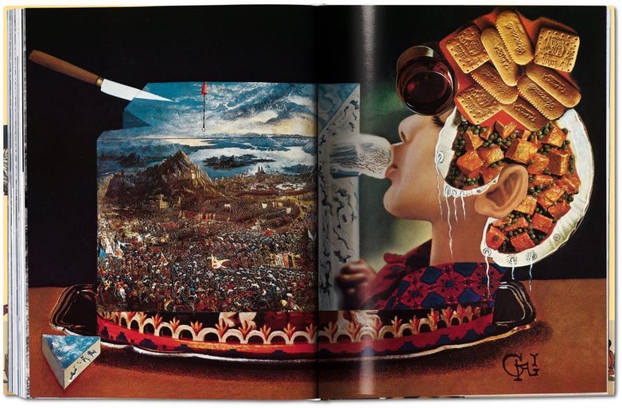 Reteta zilei, cu Salvador Dali: Bizarerii culinare delicioase - Poza 3