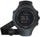 Ceas activity tracker Suunto Ambit3 Sport Black + HR (Negru)
