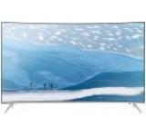 Televizor LED Samsung 139 cm (55inch) UE55KS7502U, Smart TV, Ultra HD 4K, Ecran curbat, WiFi, CI+