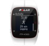Ceas activity tracker Polar M400 HR (Alb)