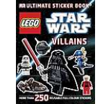 LEGO Star Wars Villains Ultimate Sticker Book - English version