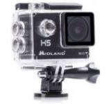 Camera Video de Actiune Midland H5 C1208, Full HD, Wi-Fi, Rezistenta la apa pana la 30 m (Negru)