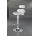 Scaun de bar Cetus White