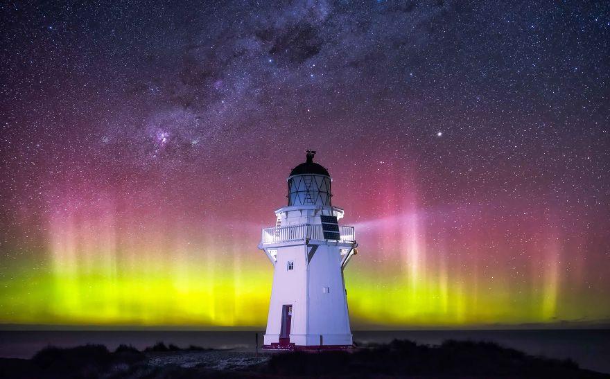 Cu ochii la stele: Nopti sclipitoare in Noua Zeelanda - Poza 12