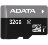 Card de memorie A-DATA microSDHC, 32GB, UHS-I + Micro cititor USB