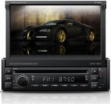 Player DVD Auto Peiyng PY9905, 4x25W, LED Backlight Capacitive touchscreen 7inch, Bluetooth, USB/microSD, GPS